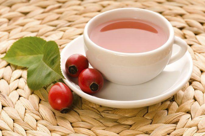 infusion de rosa mosqueta